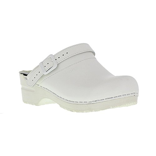 - Sanita San Flex White in PU Leather
