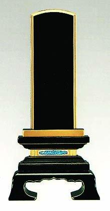 極上塗位牌春日2.5~6.0号サイズ (4.0号 総高さ  193mm) B07BCXCDC7 4.0号 総高さ  193mm 4.0号 総高さ  193mm
