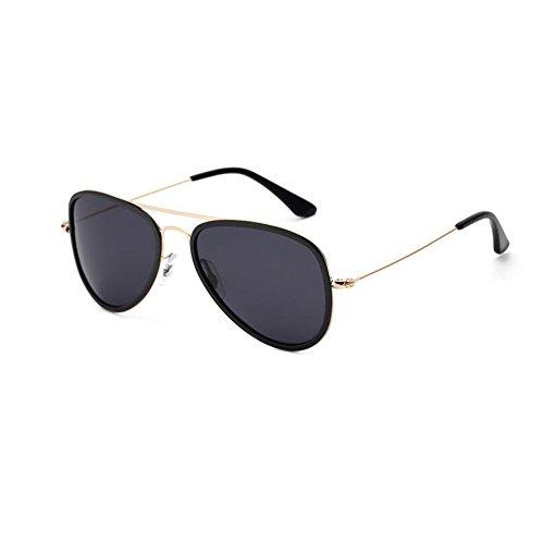 Moda Conducción Gafas Gafas Unisex Polarizados Retro de Gafas Gray De Deporte Gray UV YQQ Vidrios Color De Gafas Anti Reflejante Anti HD sol Sol De q1Fvn7w