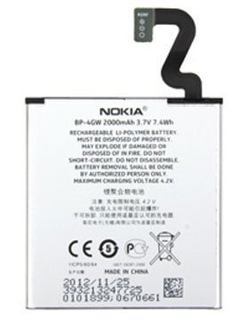 Bp-4gw Batterie Origine Nokia Lumia 920 (Lumia 920 Nokia Battery)