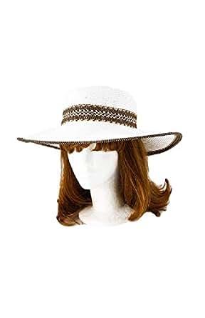 Hipster Darla Floppy Hat - White
