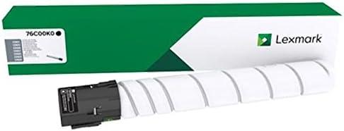 Lexmark 76c00k0 Original Toner Pack Of 1 Bürobedarf Schreibwaren