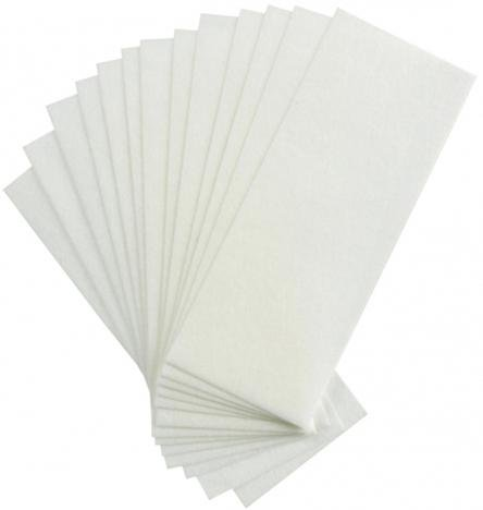 Cotton Orchid Waxing Non-Woven Strips 3in x 9in Pack of 250 - Non Woven Waxing