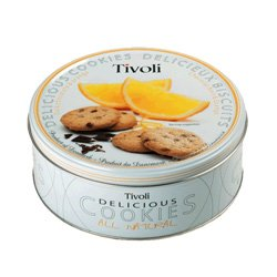 Price comparison product image Tivoli Dark Chocolate & Orange
