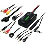 Metra Universal Stereo Audio Input with Smart Connections to Any Car Stereo AXM-DC01