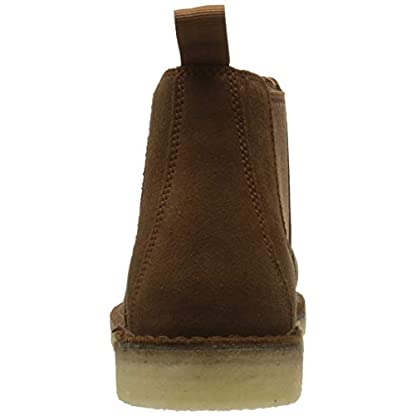 Clarks Men's Desert Chelsea Boots 3