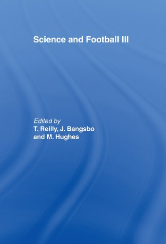 Science and Football III: Proceedings of the Third World Congress of Science Pdf