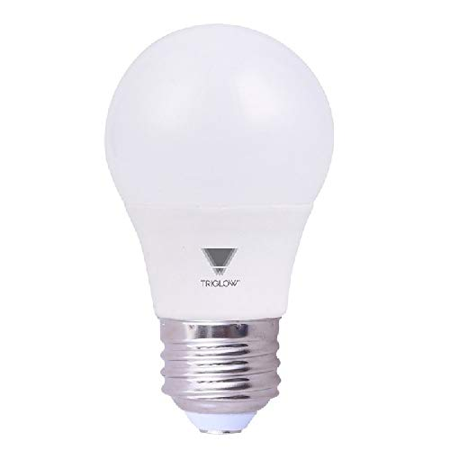 (TriGlow LED 6.5W (40W Equivalent) A15 Appliance Light Bulb, 600 Lumen, Non-Dimmable, Daylight 5000K)