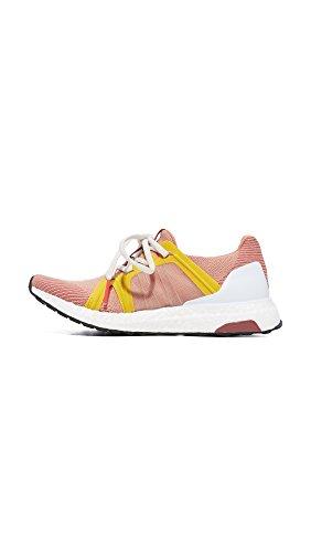 Adidas Af Stella Mccartney Kvinders Ultra Boost Sneakers Abrikos Rose / Perle Rosa / Gul gY23uXhjt