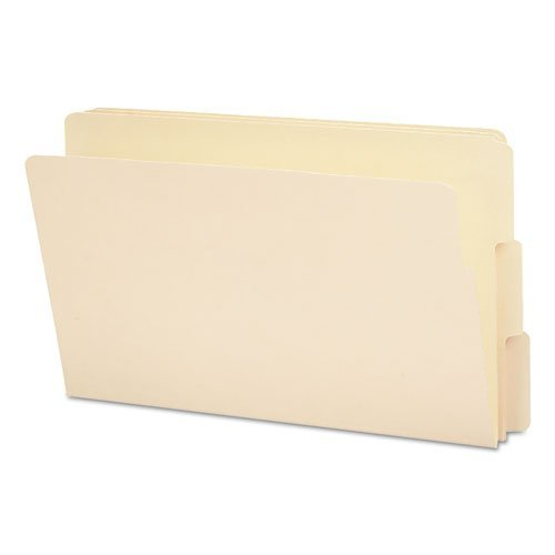 SMD27134 - Smead 27134 Manila End Tab File Folders with Reinforced Tab by Smead