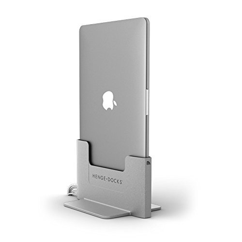 Henge Docks Vertical Docking Station for 15-inch MacBook Pro with Retina Display, Metal Edition by Henge Docks