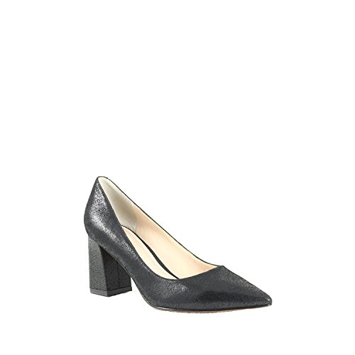 Marc Fisher Womens Zala Pointed Toe Classic Pumps, Black Leather, Size 6.0