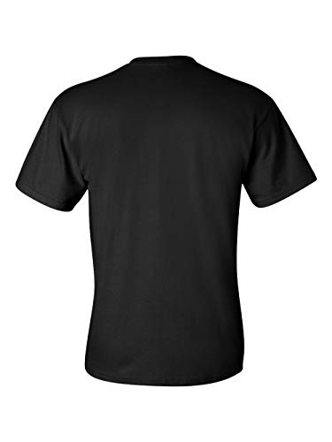 Gildan Men's 2-Pack Workwear Pocket T-Shirt, Black, X-Large by Gildan (Image #2)