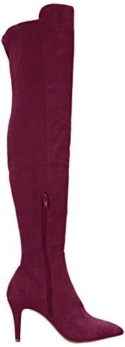 Stil von Charles David Frauen Vince Fashion Boot Burgund