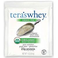 Tera's Whey Organic Whey Protein Powder