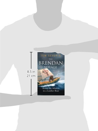 The brendan voyage across the atlantic in a leather boat tim the brendan voyage across the atlantic in a leather boat tim severin 9780717139279 books amazon fandeluxe Images