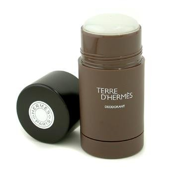 Hermes Deodorant Perfume - Terre D' Hermes By Hermes For Men. Deodorant Stick 2.6 Oz / 75 Ml