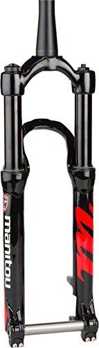 "Manitou Circus Expert Dirt Jump Fork 26"" 100mm Tapered Steerer 20mm Hexlock, Black"