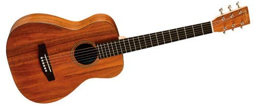 Martin LXK2 Little Martin Koa Pattern HPL Top with Padded - Guitar Baby Taylor