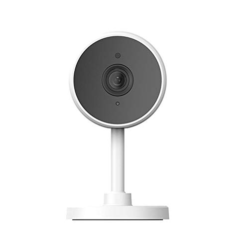 1080p Home Camera, 1080p Small Low-power Camera WiFi Home Smart Camera, Recording While Recording Smart Camera With Night Vision 2.4G, With IOS Monitoring, Android Application, Compatible With Alexa ()