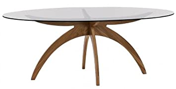 Boomerang Dining Table ELLIPSE Oak