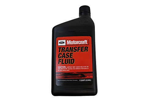 Ford Genuine Fluid XL-12 Transfer Case Fluid - 1 Quart (Pack of 2)