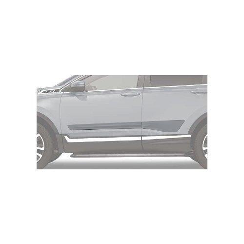 Genuine Honda Parts 08P05-TLA-160 Body Side Molding, 1 (Honda Crv Body Side Molding)