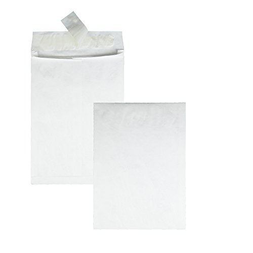 Expanding Catalog Envelopes (Quality Park Catalog Envelopes, 10 x 13 Inches, Box of 100, White (R4500))