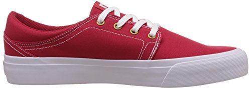 DC Shoes Trase TX, Sneakers da Uomo Rot (Rdw)