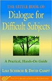 Dialogue for Difficult Subjects Publisher:…
