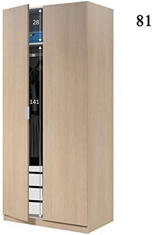 HABITMOBEL Armario 2 Puertas Oficina despacho Roble, Barra de ...