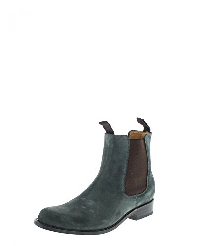 FB Fashion Boots Women's 5595 Chelsea Boots Green