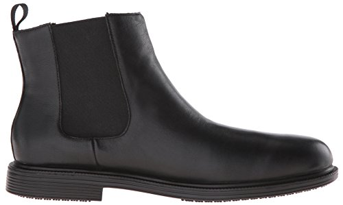 Skechers for Work Gretna Chambliss scarpe da uomo, nero