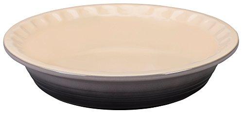 Le Creuset Stoneware Pie Pans, 9-Inch, (Le Creuset Stoneware Pie Dish)