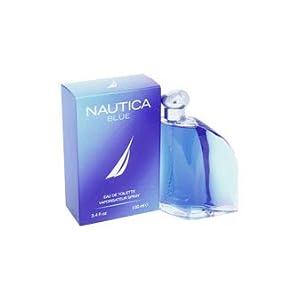 Nautica Blue/Nautica Edt Spray 3.4 Oz (100 Ml) (M) 3.4 Oz Edt Spray 3.4 Oz