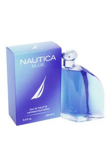 Nautica Blue/Nautica Edt Spray 3.4 Oz (100 Ml) (M) 3.4 Oz Edt Spray 3.4 Oz