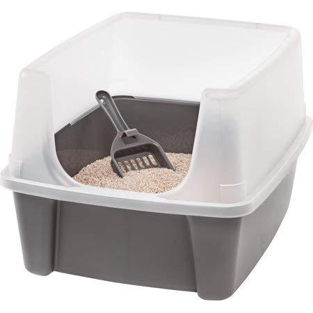 Iris Hooded Litter Box