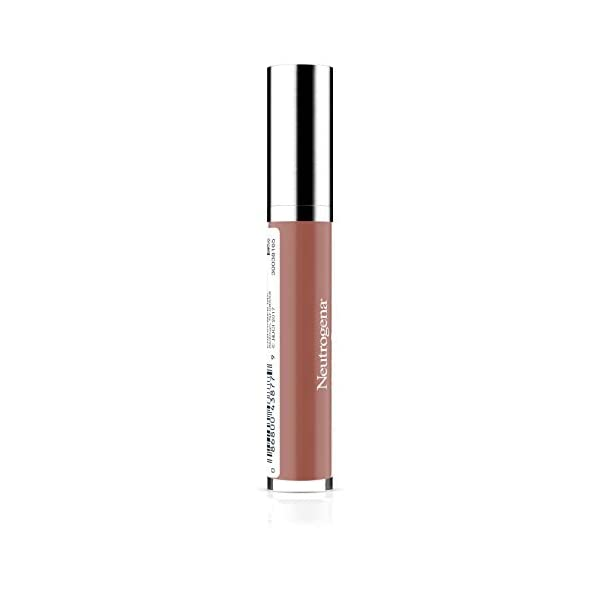 Neutrogena Hydro Boost Moisturizing Lip Gloss, Hydrating Non-Stick and Non-Drying Luminous Tinted Lip Shine with…
