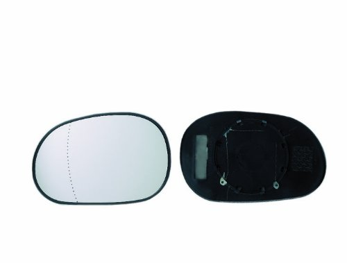 Alkar 6402224 Outside Convex Mirror Glass with Holder