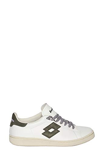 Leggenda EU Autograph Pelle Uomo Bianco Sneakers 45 Lotto gqzawp1w