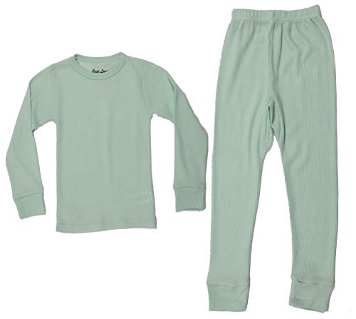 Just Love 95462-Mint-5-6 Thermal Underwear Set for Girls