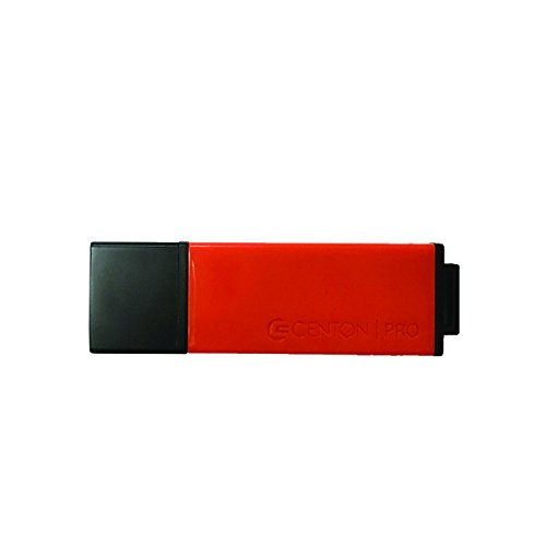 Centon Electronics S1-U2T21-16G USB 2.0 Datastick Pro2 (Amber), 16GB from Centon