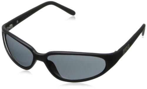 Black Flys Micro Fly Wrap Sunglasses,Matte Black,59 - Fly Sunglass Black