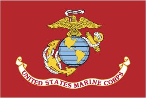 Soft Comfortable United State U.S Marine Corps Flag Military Blanket size   50 quot ... c2a4b0dc7