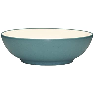 Noritake Colorwave Round Vegetable Serving Bowl, Turquoise