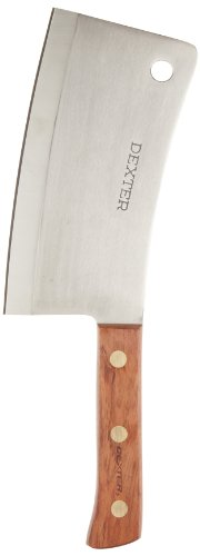 Traditional S5289 9'' Stainless Heavy Duty Cleaver by Traditional (Image #1)