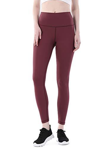 MUMUWU Women Yoga Pants High Waist Sport Workout Running Power Flex Yoga Leggings Printed