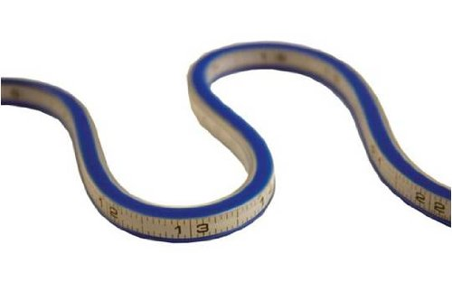 Helix Graduated Flexible Curve, 24 inch / 60cm (21475)