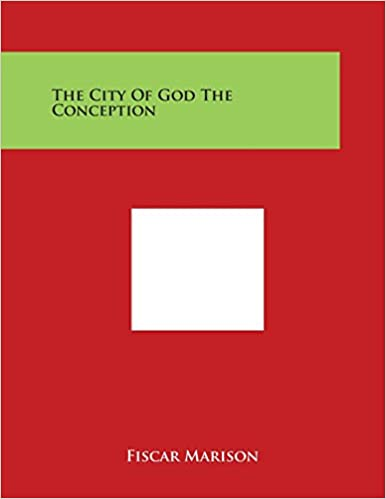 Book The City of God the Conception