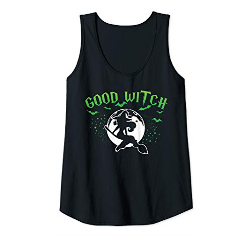 Womens Halloween Good Witch Cool Graphic Costume For